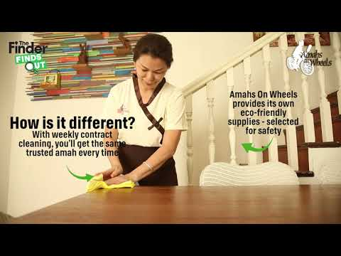 The Finder Finds Out Amahs On Wheels   Singapore's Most Trusted Cleaning Company Final