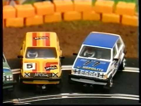 The History Of Scalextric Part Two (1970-1992)