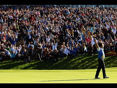Top 10 Ryder Cup Matches