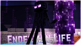 Enderman Life - A Minecraft Animation Part 1