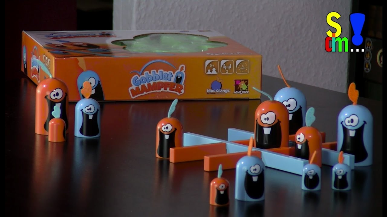 Spiel Mampfer