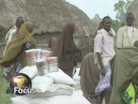 Somalia Food Aid on VOA's In Focus