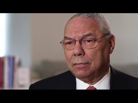 Message from the Chairman - General Colin L. Powell