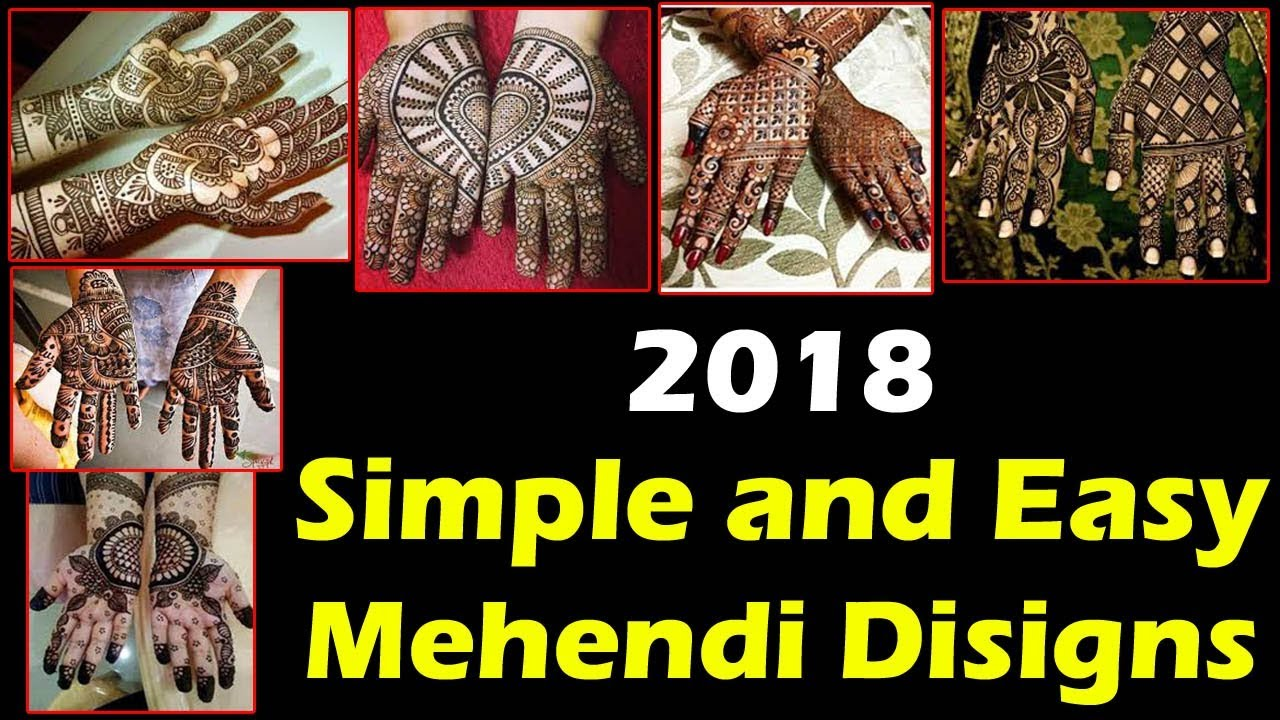 Mehndi design 2017 app download - Simple And Easy Mehndi Designs 2017 Mehndi Designs Daily Indian Fashion