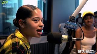 Crazy Interview With Ella Mai
