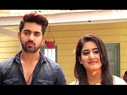 Naamkaran 21st February 2018 Episode 400 - Neil And Avni CUTE Interview On Location thumbnail