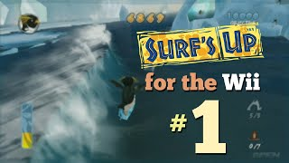 Jack & Tommy Play Surfs Up for the Wii - EP 1: Rory's Dead