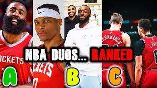 Ranking EVERY NBA Duo For The 2019-20 Season
