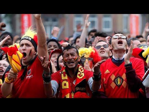 Futebol: Seleção belga pode unir país dividido