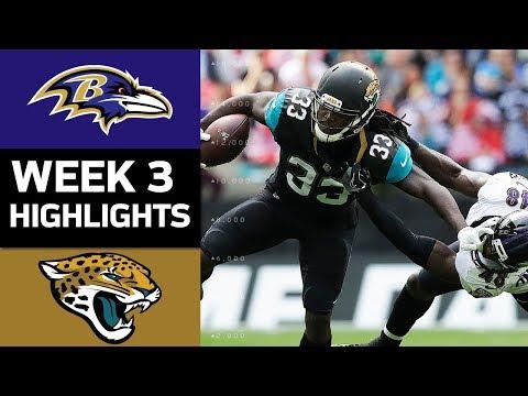 Ravens vs. Jaguars | NFL Week  ravens