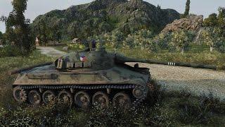 WoT TVP T 50/51 | 10.300+ DMG - Mines