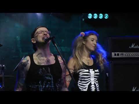 Бони'НЕМ(Под Хэллоуин) @ клуб Rock House. Москва 26.10.2019