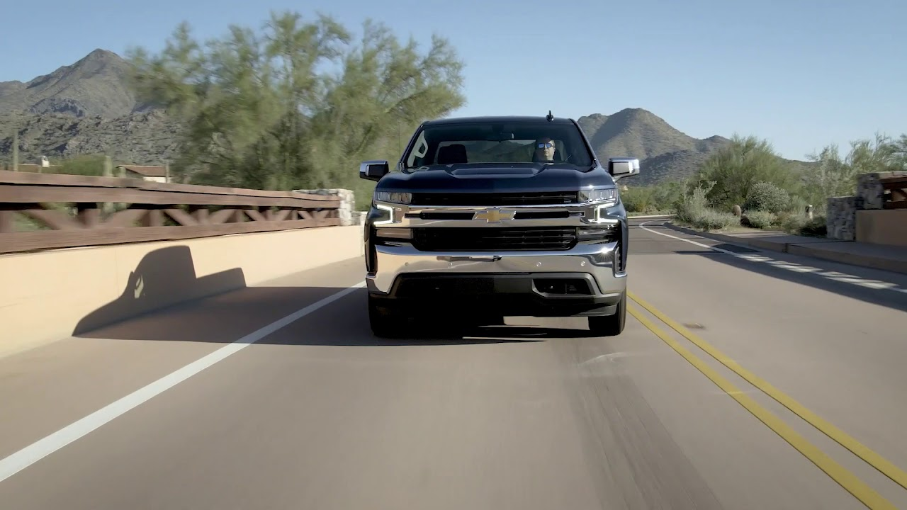 bill cramer chevrolet buick gmc- 2019 chevrolet silverado - youtube