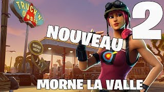 [LIVE] SAUVER THE WORLD MORNE THE VALLEY PART 2 RUSH MISSION FORTNITE SAUVER THE WORLDFR PS4 EN