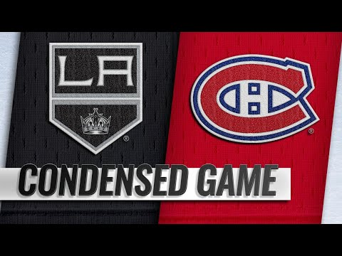 10/11/18 Condensed Game: Kings @ Canadiens