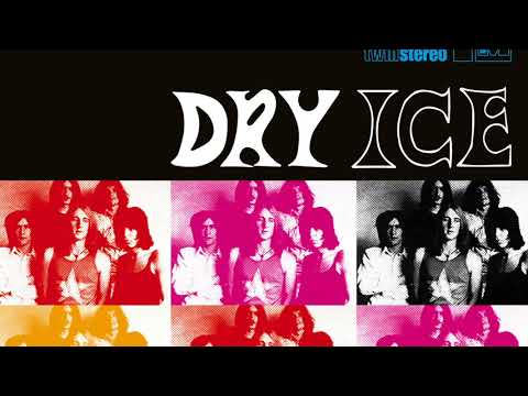 DRY ICE CD Out 28th September 2018