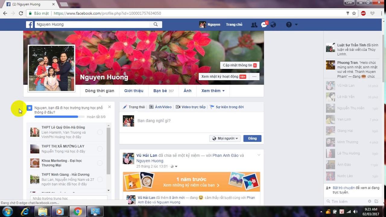 Hướng dẫn tạo trang bán hàng trên facebook