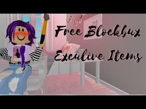 All Blockbux Items