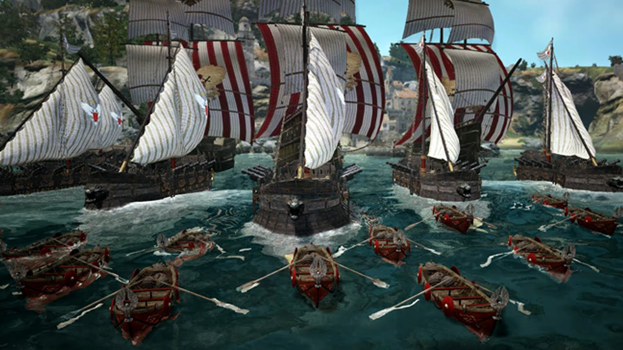 Black Desert Online Upcoming Update Introduces Naval Warfare And Sea