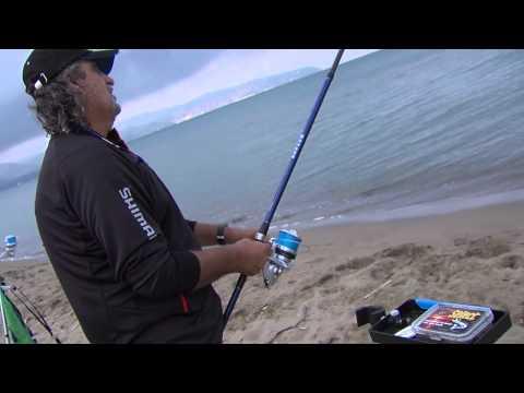 Italian Fishing  TV - Shimano - Novità 2015 - Beachledgering