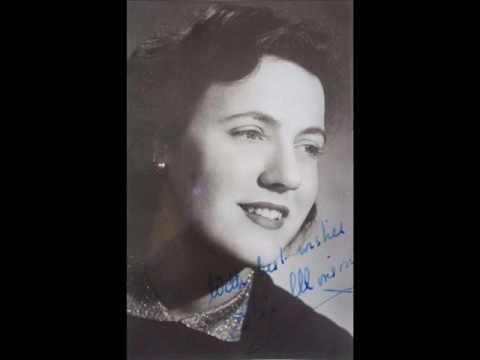 Elsie Morison sings Tippett aria