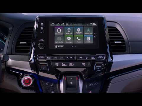 How to Use Idle Stop – 2018 Honda Odyssey