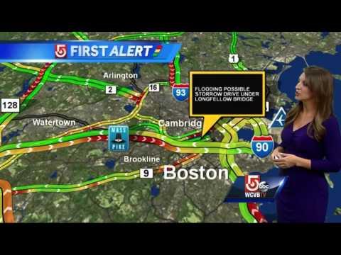 Wcvb Traffic Reporter Olessa Videos - StarYouTube