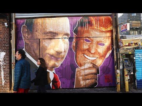 Trump Blocks New Sanctions On Russia