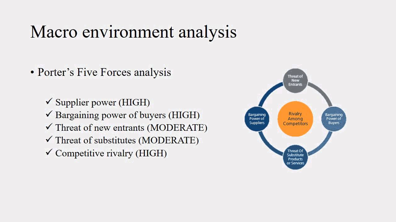 facebook macro environment analysis Preparing a marketing environmental analysis is an essential step in understanding the external local, national or international forces that might affect your small business.