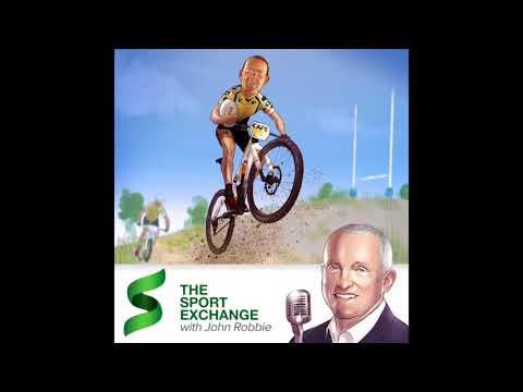 The Sport Exchange with John Robbie - Episode 2 - Joel Stransky