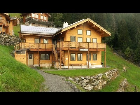AIRBNB CHALET SNOWBIRD REVIEW - Murren, Switzerland - Leonard Does Europe S1 E26