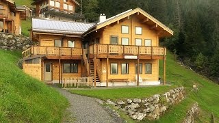 Gambar cover AIRBNB CHALET SNOWBIRD REVIEW - Murren, Switzerland - Leonard Does Europe S1 E26