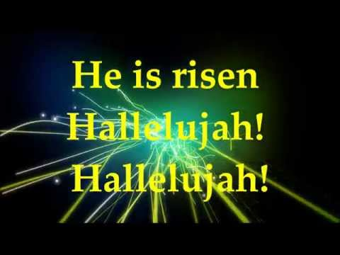 Paul Baloche - He Is Risen (Live) - Lyrics