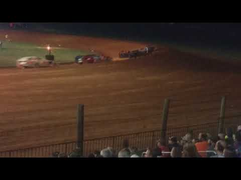 Modifieds Feature Part 2/2  Bloomington Speedway 4/13/18