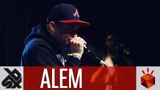 ALEM  |  Grand Beatbox Battle SHOWCASE