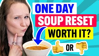 Splendid Spoon Review:  Soup Reset Cleanses Any Good? (Taste Test)