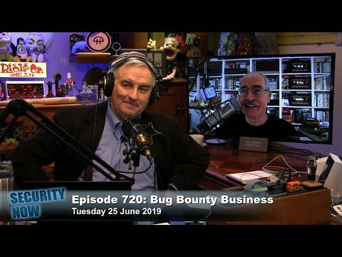 Bug Bounty Business - Security Now 720 thumbnail