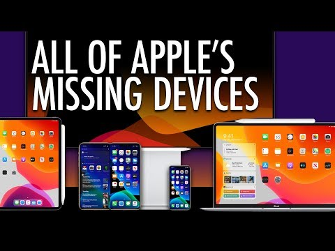 iPhone Fold, Pro mini, iBook, iPad Studio, HomeBar, TV Stick: Where Are Apple's Missing Devices? from YouTube · Duration:  10 minutes 8 seconds