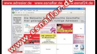 Gambar cover adresler esnaflar reklamlar reklamci