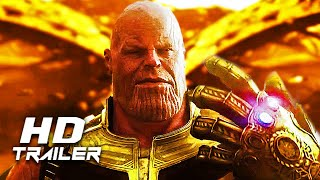 Avengers Infinity War - Trailer 2 [HD] (2018 Movie) Robert D...