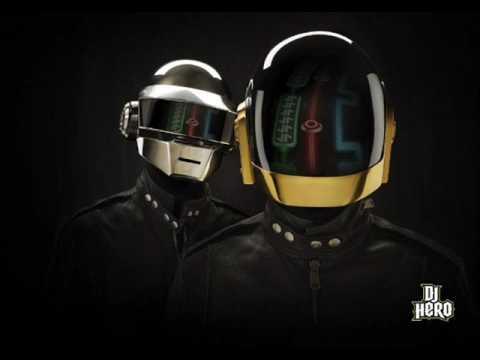 Daft Punk vs Gorillaz: Melancholy Voyager NightShark Remix