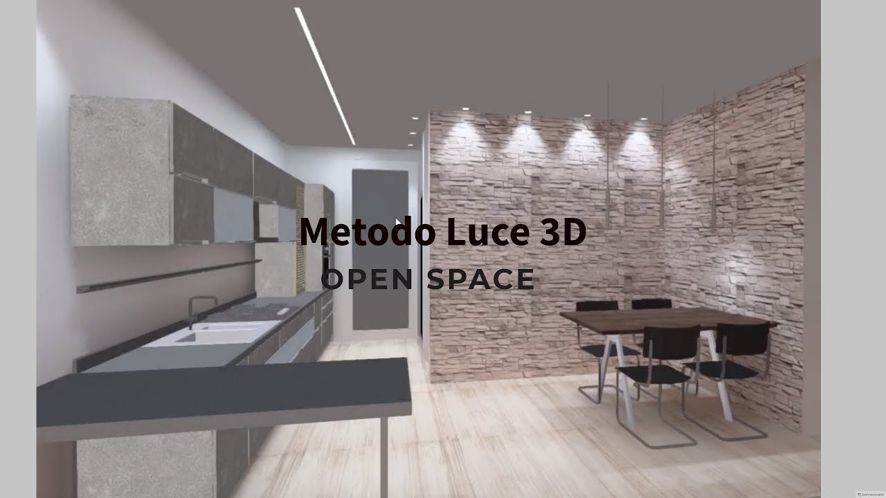 Illuminazione open space metodo luce d youtube