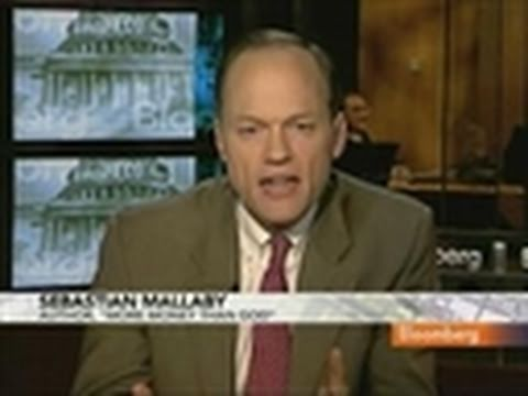 Mallaby Says Insider Trading Like `Parking Infraction'