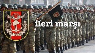 Turkish military song \İleri Marşı\ (TSK Armoni Mızıkası)