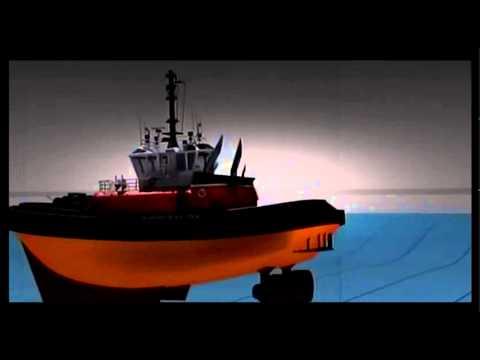 ʬ How Tugboat Works YouTube