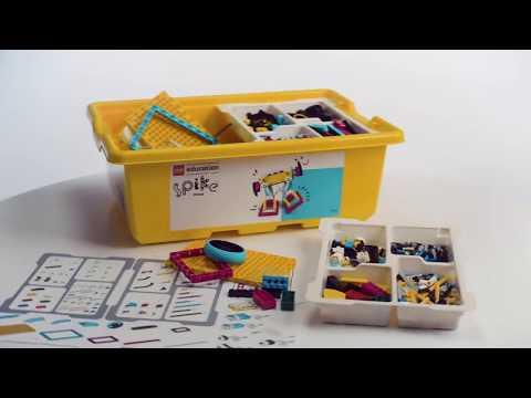 Caixa LEGO SPIKE Prime