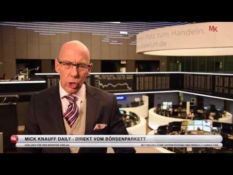 Capital Stage und Chorus Clean Energy - die nächste Fusion! Mick Knauff Daily 01.06.2016