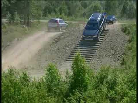 Volvo Cars Hällered Test Track