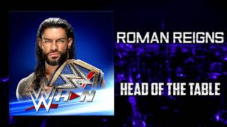 WWE: Roman Reigns - Head Of The Table [Entrance Theme] + AE (Arena Effects)