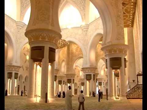 Sheikh Zayed-Grand Masjid-Abu Dhabi